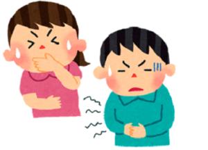 インフルエンザで下痢が止まらない期間はいつまで