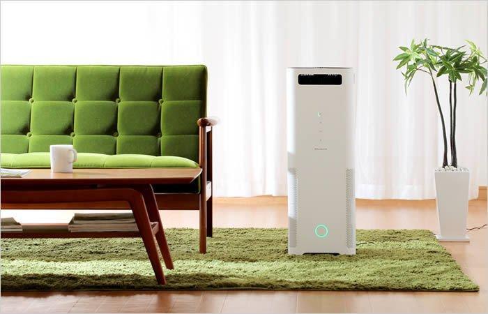 インフルエンザ除菌に空気清浄機が効果的?予防対策におすすめの使い方