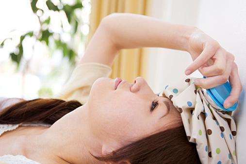 インフルエンザで熱が上がる、下がる原因は?下がってまた上がる時の対処法