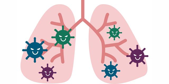 インフルエンザから気管支肺炎になる症状、高齢者や子供の注意点と予防法